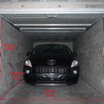 garage individuel fermé