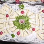 Delizie di formaggi