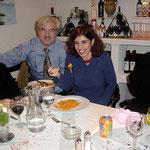 Giorgia eats Farinato-Pasta!