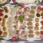 Festival di Crostini misti
