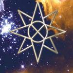 DANAS - dein Seelenstern. In ihm bist du mit all deinen anderen Selbsten vereinigt. Sende ihm und den dazugehörigen Seelenanteilen ELEXIER, OSAM u. PRADNA u. fordere sie zur Verschmelzung auf. Energie von Sanat Kumara