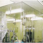 飛沫感染対策シート/ビニールカーテン