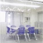 飛沫防止対策シート/ビニールカーテン