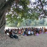 ミャンマーの参拝団