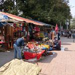 チベット難民の店