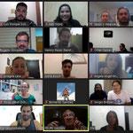 Homenaje virtual por el 20 aniversario del proyecto Tiburones y Rayas CICIMAR, 4 de noviembre de 2020.