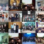 Durante estos veinte años, el Proyecto Tiburones y Rayas CICIMAR ha generado investigaciones sobre la biología, comportamiento y dinámica poblacional de elasmobranquios exponiendo los trabajos en más de 300 congresos nacionales e internacionales.