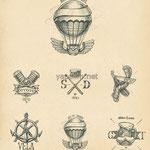 teknoloji tasarım marka ve logo örnekleri