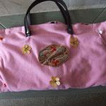 havludan çanta yapımı