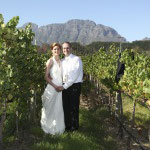 Heiraten im Weinland Nähe Kapstadt