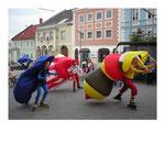 Vorläufer, Ottensheim 2001, Foto: Britta Danner