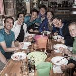 Alejandros' albergue in Bodenaya
