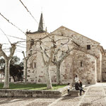 Impressions of the historical center of Zamora