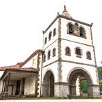 Church in Soto de Luiña