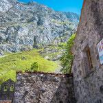 Lower Bulnes village, Picos de Europa National Park