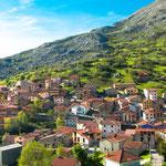 Sotres village, Picos de Europa National Park