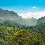 Mountain view, Picos de Europa National Park