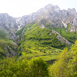 On the way from Sotres to Bulnes, Picos de Europa National Park