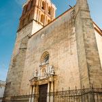 Main church in Zafra