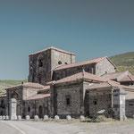 Santa María de Arbas, former Pilgrim's hostel