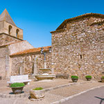 Church at Carrascalejo village