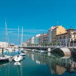 Puerto Deportivo in Gijón
