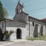 Ermita de Celada Chapel, entering La Robla