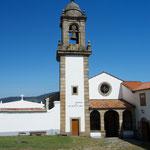 Monasterio de San Martiño do Couto outside of Ferrol