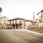 Historical center of Puebla de Sanabria