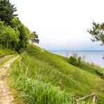 Basque coast way after Zumaia