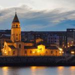 Historical center of Gijón