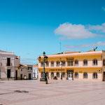 Plaza España, Puebla de Sancho Pérez