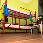 Youth hostel in Ribadesella
