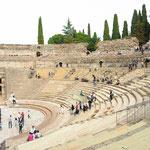 Former Roman theater, Mérida
