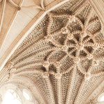 Ceiling of the new Cathedral, Salamanca