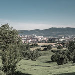View on Oviedo city