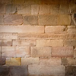 Inscription at the Cistercian monastery, Granja de Moreruela