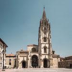 Cathedral San Salvador de Oviedo