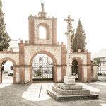 Monastery portal, Alcuéscar
