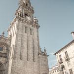 Clock tower Torre de la Trinidad o Berenguela