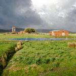 Leaving Alcuéscar