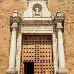 Church in Puebla de Sancho Pérez