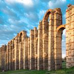 Former Roman aqueduct bridge, Mérida