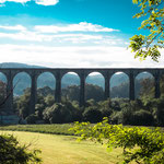 Viaduct near Canero