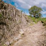 Towards Castilblanco de los Arroyos