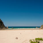 Playa de la Franca after Colombres