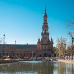 Plaza España, Seville