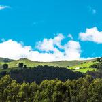 Mountain view near Ballota