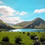 Lake Enol, Picos de Europa National Park