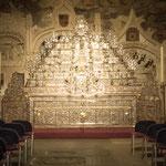 Cathedral's altar, Zamora